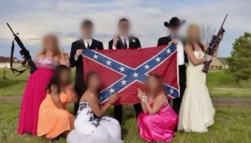 confederate-flag-prom-photo