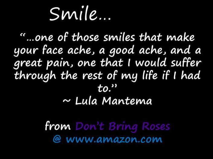 smile quote from DBR by menash
